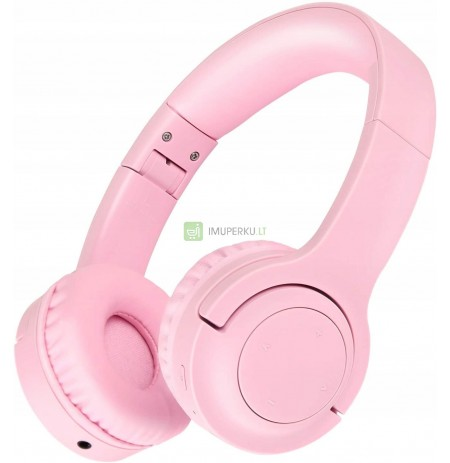 PICUN E3 PINK WIRELESS HEADPHONES FOR KIDS