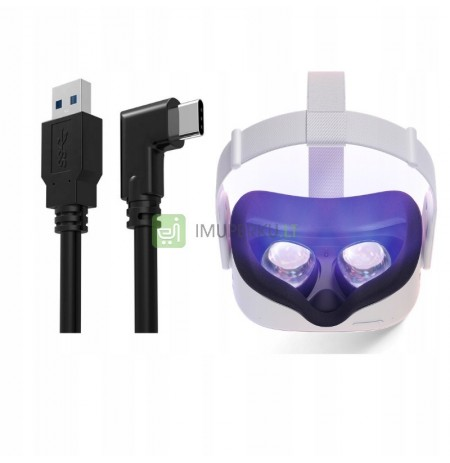CABLE 5m OCULUS LINK | SteamVR | QUEST 1 and 2 + FREE