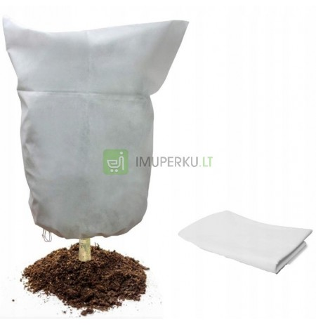 Winter protective hood agrotextile 50x80 3 PIECES