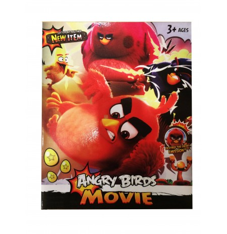 "Spēle ""Angry birds shooter"""