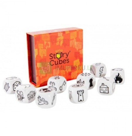 Žaidimas Rory's Story Cubes Baltic LT, LV, EE