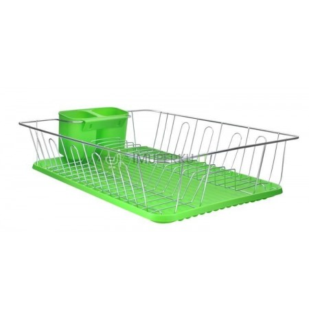 Dish rack Drip tray Cutlery basket for plates and cutlery * 5339