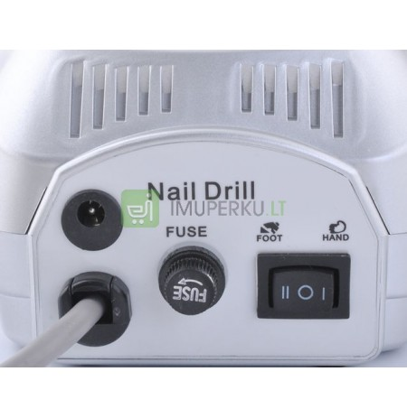 Electric Nail Cutter Nail Grinder Nail Salon Set of abrasive sleeves * 5618