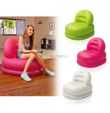Pripučiamas fotelis Intex Mode Chair 68592