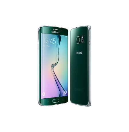 Samsung G925F Galaxy S6 EDGE green 64gb