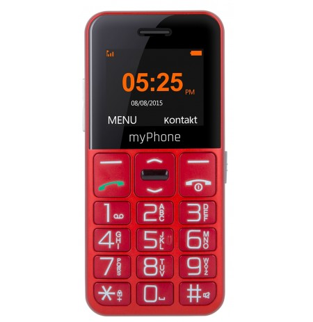 MyPhone HALO Easy red