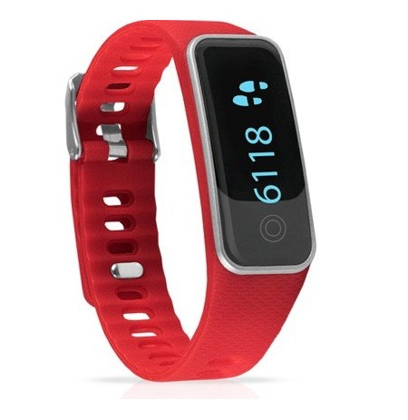 Medisana ViFit With Bluetooth Red 79487