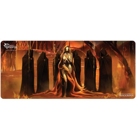 White Shark Gaming Mouse Pad Faceless Oracle MP-1872