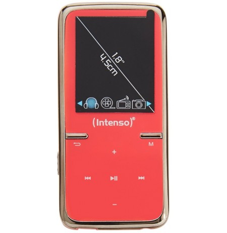 Intenso 8GB Video Scooter 1.8 pink 3717463