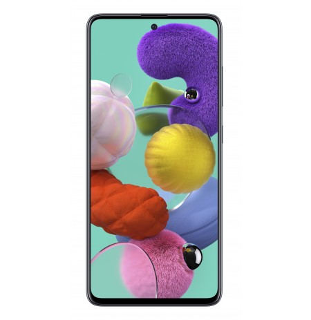 Samsung A515F/DSN Galaxy A51 Dual 128GB prism crush black