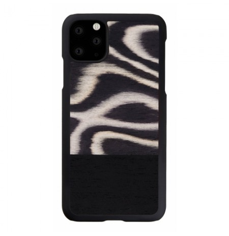MAN&WOOD SmartPhone case iPhone 11 Pro Max leopard black