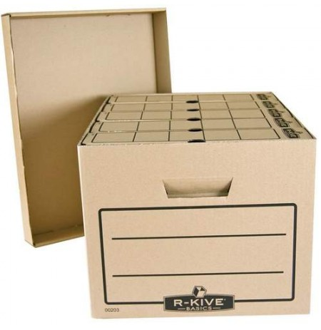 Fellowes R-KIVE Basics Box 340x450 (0020303)