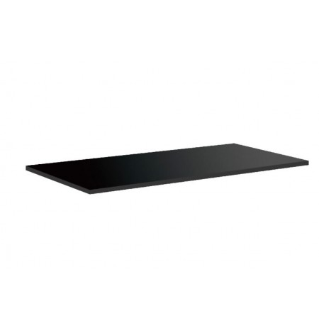 White Shark Table top 1375x675x25mm black