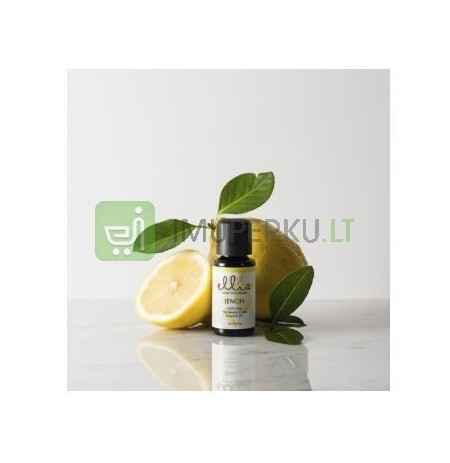 Ellia Lemon 100% Pure Essential Oil - 15ml ARM-EO15LEM-WW