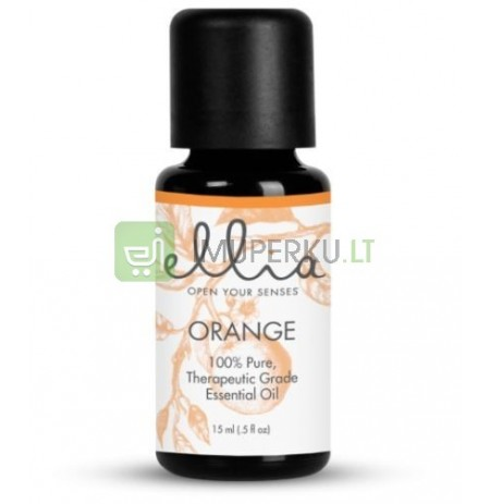 Ellia Orange 100% Pure Essential Oil - 15ml ARM-EO15ORG-WW