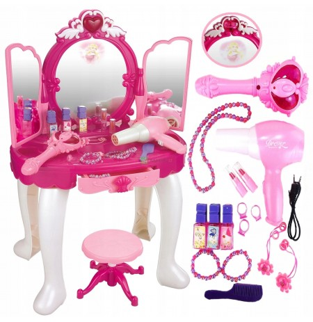 PINK TOILET FOR GIRL'S WAND-REMOTE