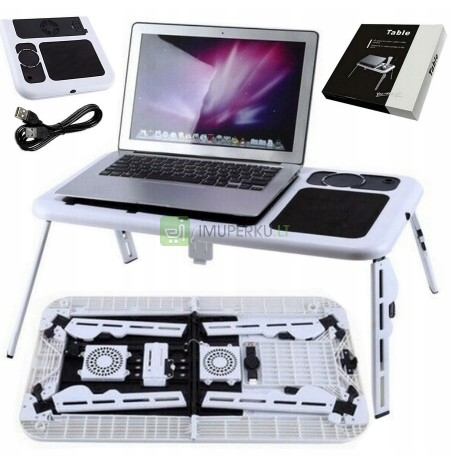 Folding LAPTOP TABLE to BED Portable REG