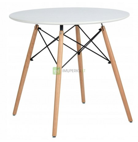 Kitchen Dining Table 100cm Modern ETT Style