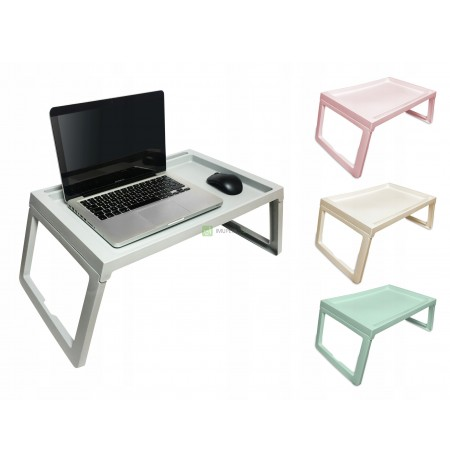 Folding laptop table, tray, tray, 5 colors