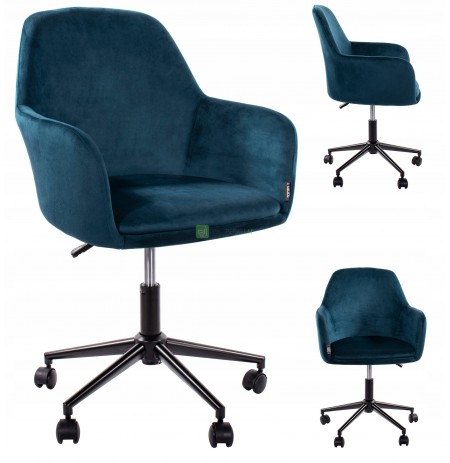 Swivel chair OFFICE Upholstered DOBO chair